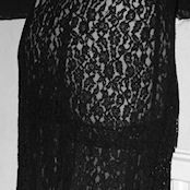black lace and jimmy choos